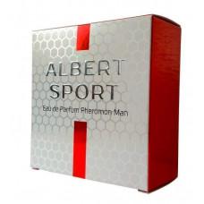 Духи с феромонами Natural Instinct Albert Sport