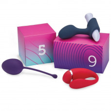 We-Vibe Discover Gift Box - адвент-календарь для секс-игр, на 10 дней