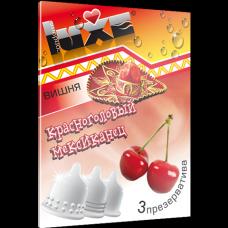 Luxe - Красноголовый Мексиканец, презервативы (3 шт)