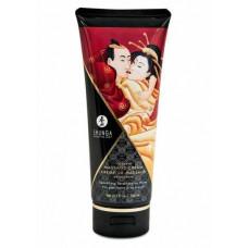Массажный крем  - Shunga Massage Cream, 3 вкуса, 200 мл