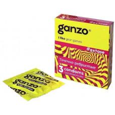 Презервативы GANZO Extase No3
