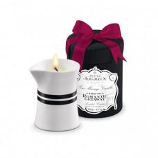Массажное масло в виде свечи Mystim Petits Joujoux Romantic Getaway Имбирное печенье, 190 мл.