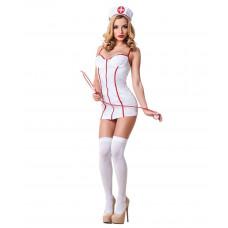 Костюм сексуальной медсестрички Le Frivole