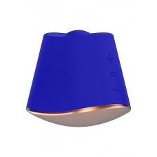 Клиторальный вибромассажер с ротацией Elegance Dazzling от Shotsmedia