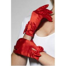Атласные перчатки Леди - Fever