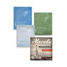 Набор лубрикантов Viamax + презерватив Москва резиновая