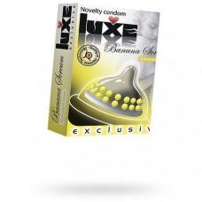 Презервативы Luxe Кричащий Банан, 1 шт